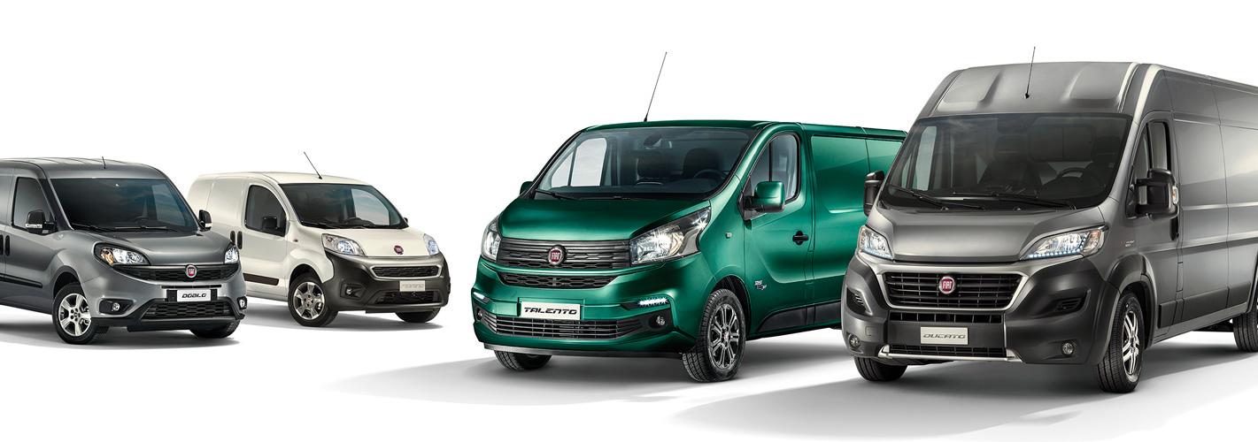 Bästa erbjudandena på Fiat Professional Vehicles med Kareby Bil AB