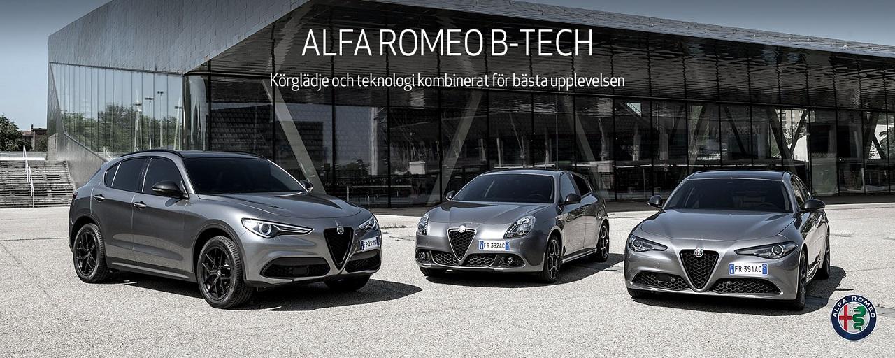 Alfa Romeo Guilia Stelvio